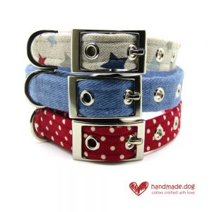 Fabric Dog Collars
