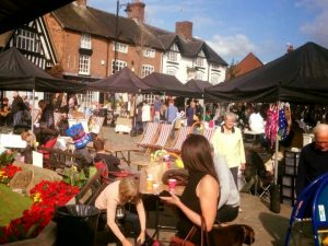 Sandbach Makers Market