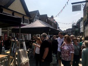 Uttoxeter Makers Market