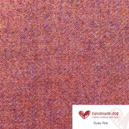 Dusky Pink 'Harris Tweed'