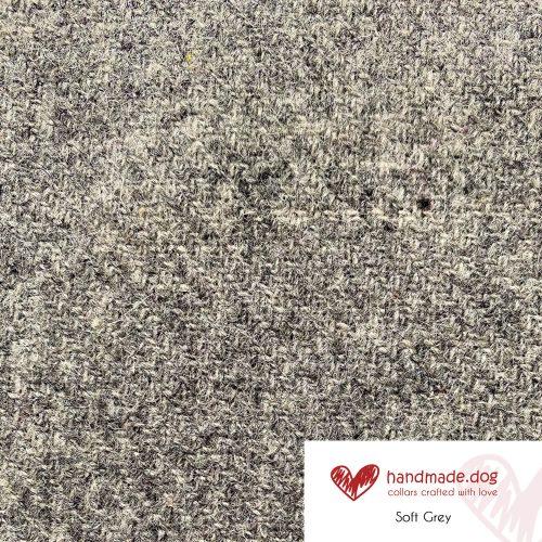 Soft Grey 'Harris Tweed'