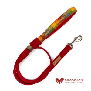 Handmade 'Harris Tweed' Limited Edition Honolulu Dog Lead