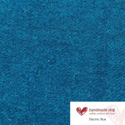 Electric Blue 'Harris Tweed'